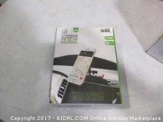 Magnetic CD Slot