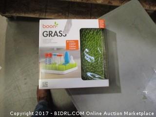 Grass Drying Rack