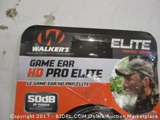Walker's Game Ear HD Pro Elite