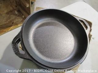 Lodge Cast Iron Dutch Oven