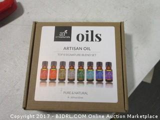 Artisan Oils