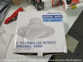 LED Retrofit Light Kit