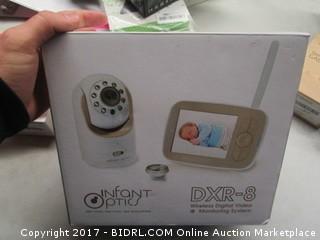 DXR 8 Wireless Digital Video Monitoring System