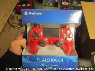 Sony Dual Shock 4 Wireless PS4 Controller
