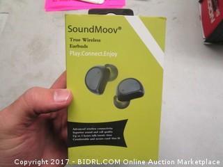 Sound Moov Wireless Earbuds