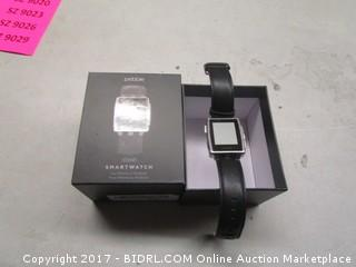 Pebble Steel Smart Watch for iPhone or Android