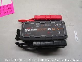 Genius Boost HD GB70 15700 Joules 12V