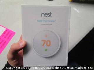 Nest Thermostat E - Sealed