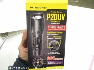 Nitecore Flashlight