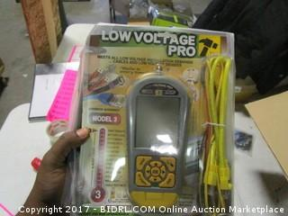 Low Voltage Pro Cable Tester