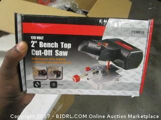 Bench Top Saw