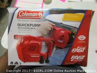 Coleman Air Pump