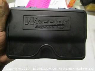 Wheeler Screwdriver & Bit Set