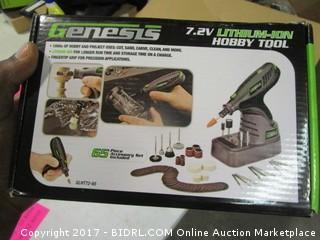 Genesis Multi Use Hobby Tool