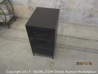 World Market Colton 3 Drawer Metal Base Please Preview