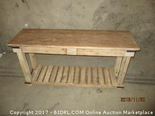 World Market Cameron Console Table Please Preview