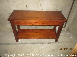 World Market Madera Console table Please Preview