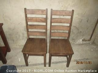 World Market Garner side Chairs Please Preview