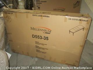 Millennium Table MSRP $2050.00
