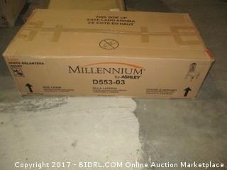 Millennium Side Chair MSRP $750.00