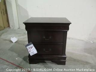 Signature 2 Drawer Nightstand MSRP $320.00 Please Preview