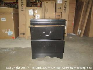 Nightstand MSRP $300.00 Please Preview