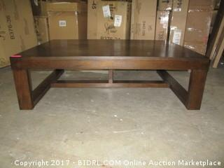 Cocktail Table MSRP $ 600.00 Please Preview