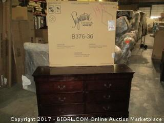 Signature Dresser and Mirror MSRP $1895.00 Please Preview