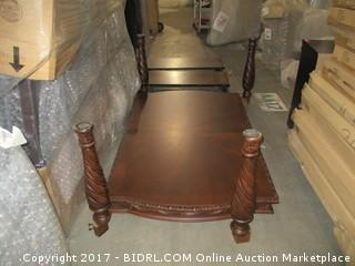 North Shore Dining table MSRP $1050.00 Please preview