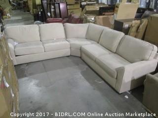 Sectional Sofa MSRP $3675.00 Please Preview