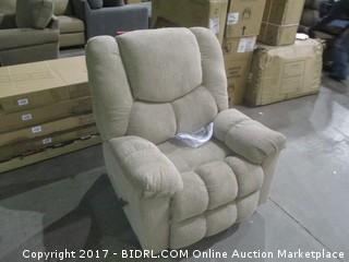 Recliner MSRP $1000.00 Please Preview