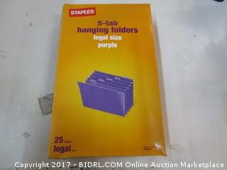 Hanging Folders Please Preview