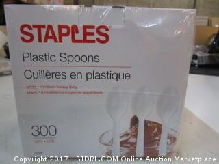 Plastic Spoons Please Preview