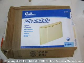 File Jackets Please Preview