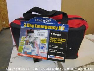 3 Day Emergency Kit Please Preview