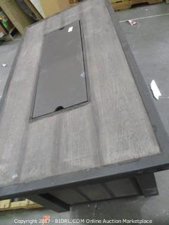 Bali Fire Pit table  Please Preview