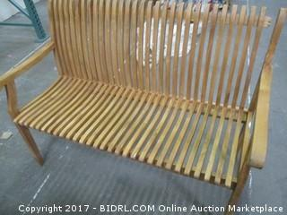 Outdoor Bench Please Preview
