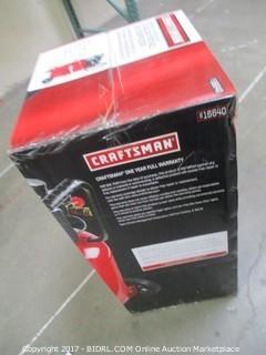 Craftsman Portable Air Compressor Please Preview
