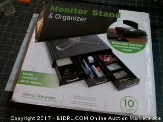 Monitor Stand & Organizer Please Preview