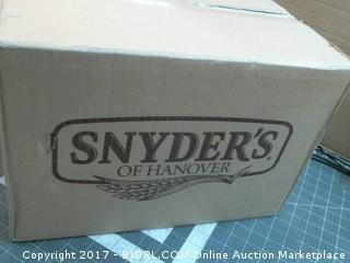 Snyder  Variety Packs Please Preview