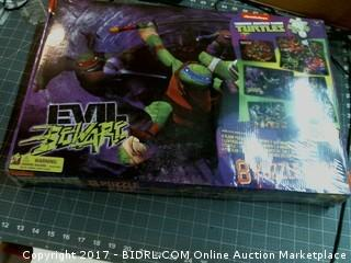 Ninja Turtles Puzzle Pack Please preview