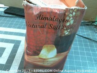 Himalayan Natural Salt Lamp Please Preview