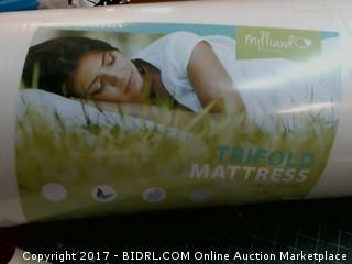 Tri Fold Mattress Please Preview