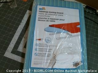 Tabletop Ironing Board Please Preview