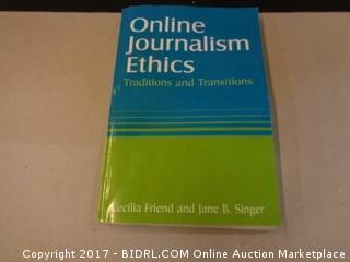 Online Journailism Ethics
