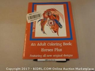 An Adult Coloring Book