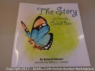 The Story  of  a Butterfly Called Bee