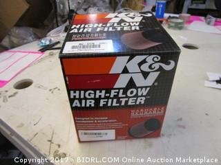 High Flow Air Filter Please Preview