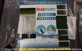 12 Month Dish Wand Kit