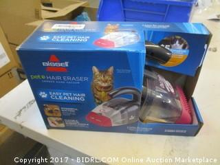 Bissell Pet Hair Eraser Please Preview